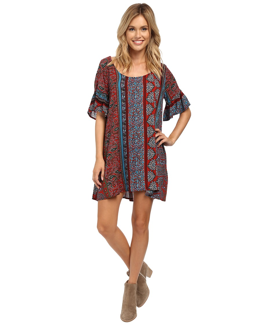 Lucy Love - Sophie Dress (Coyote Canyon) Women's Dress