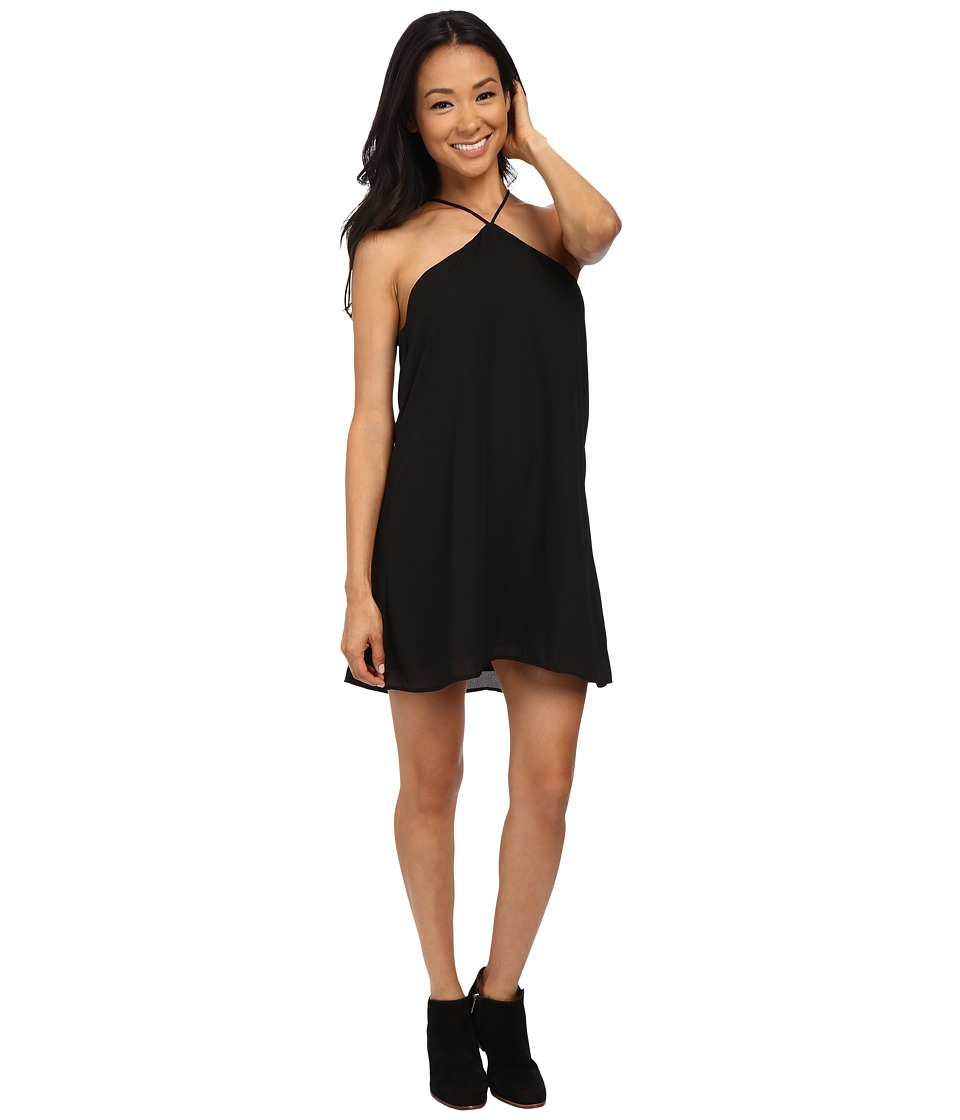 Lucy Love - Almost Famous Dress (Black) Women's Dress