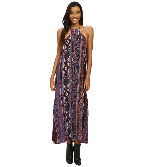 Lucy Love - Barefoot Maxi Dress (Mermaid Island) Women's Dress