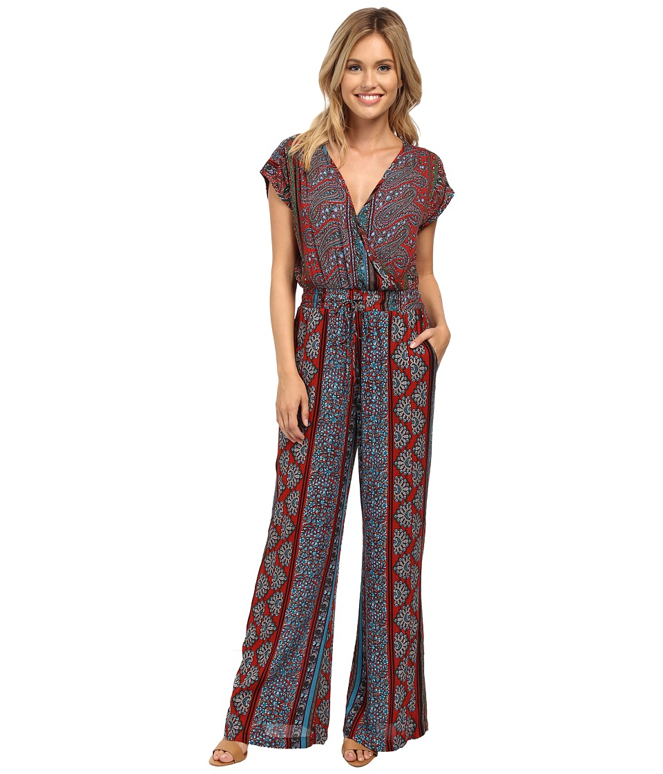 Lucy Love - Cybal Jumpsuit (Coyote Canyon) Women's Jumpsuit & Rompers One Piece