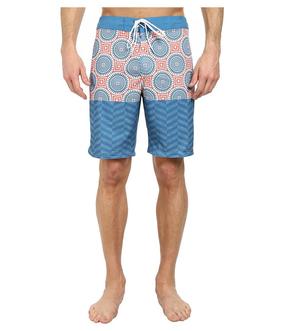 O'Neill - Mesmerize Boardshorts (Ocean) Men's Swimwear