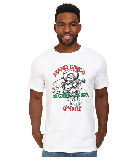O'Neill - Cinco Tee (White) Men's T Shirt