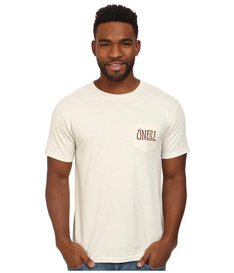 O'Neill - Carlsbad Tee (Stone) Men's T Shirt