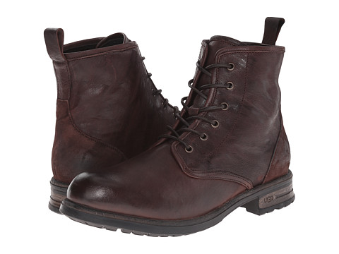 UGG Collection - Gavino (Dark Brown) Men