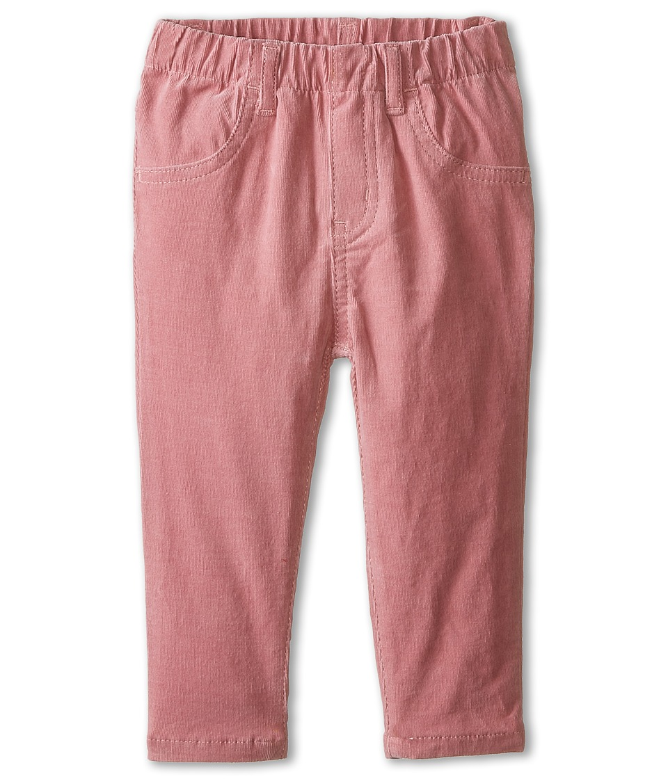 Stella McCartney Kids - Marta Skinny Fit Corduroy Pants (Infant) (Rose) Girl's Casual Pants