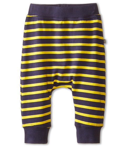 Stella McCartney Kids - Pudding Striped Pants (Infant) (Yellow/Navy) Boy's Casual Pants