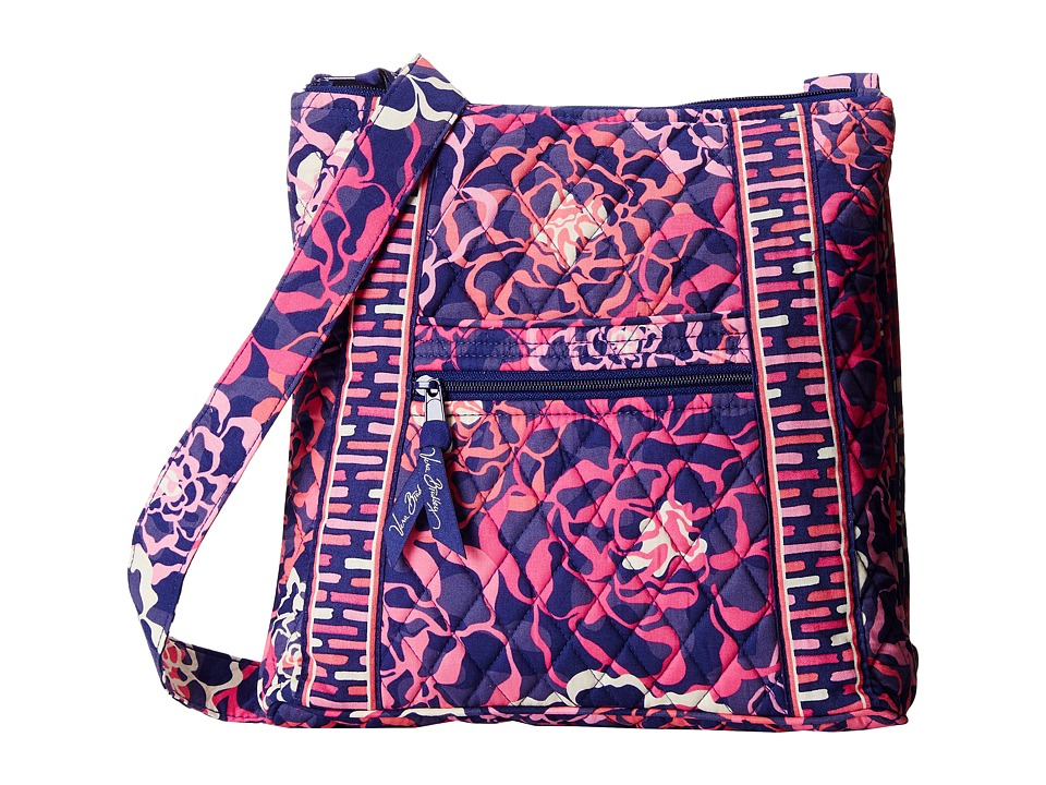 Vera Bradley - Hipster (Katalina Pink) Cross Body Handbags