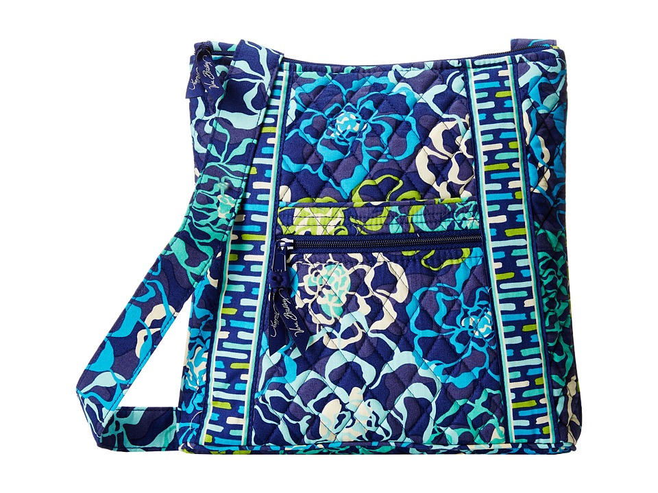 Vera Bradley - Hipster (Katalina Blues) Cross Body Handbags