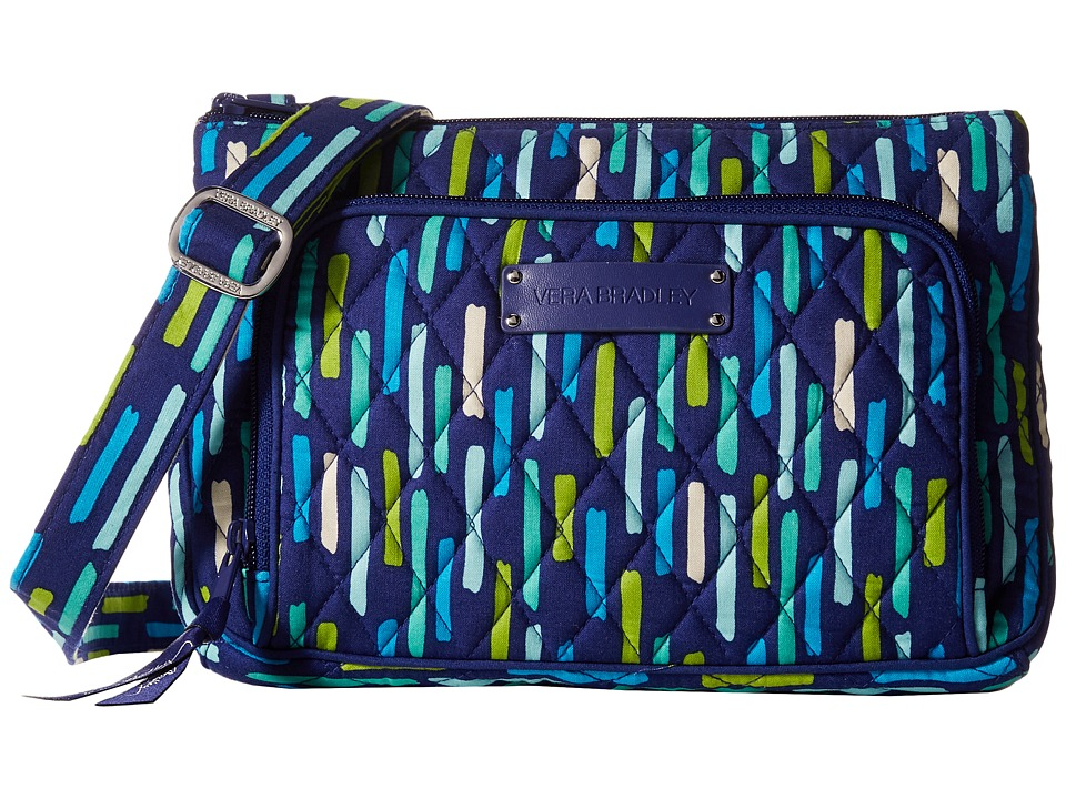 Vera Bradley - Little Hipster (Katalina Showers) Cross Body Handbags