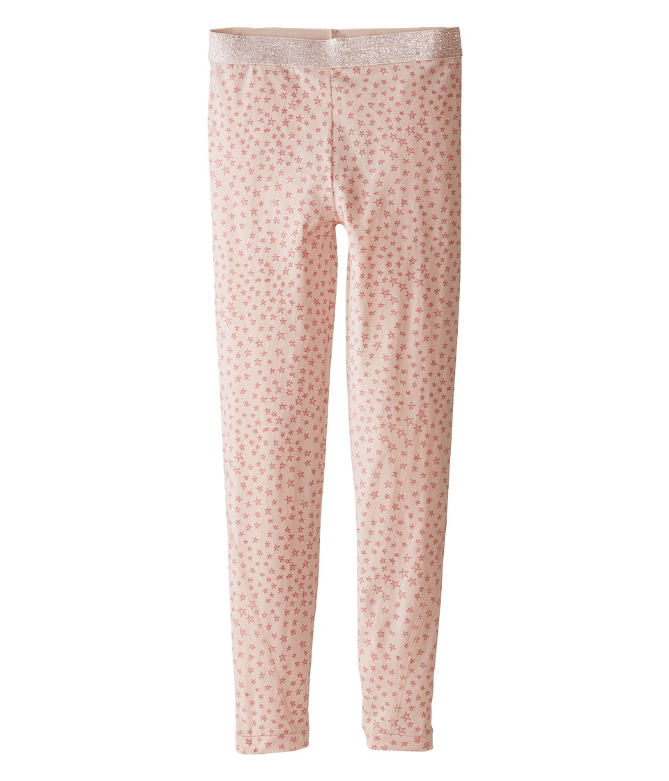 Stella McCartney Kids - Tula Star Printed Leggings (Toddler/Little Kids/Big Kids) (Pink) Girl's Casual Pants