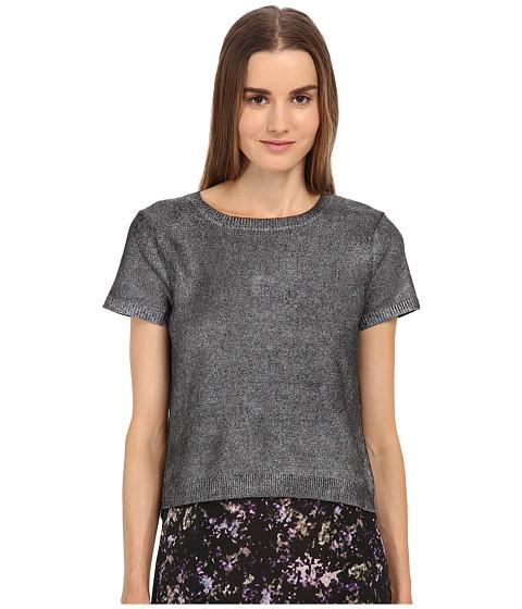 ZAC Zac Posen - ZP-33-8082-22 (Onyx Multi) Women's T Shirt