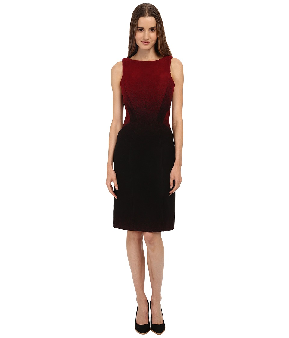 ZAC Zac Posen - ZP-12-5178-22 (Garnet) Women's Dress