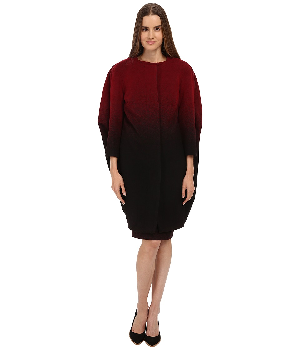 ZAC Zac Posen - ZP-12-2009-22 (Garnet) Women's Dress