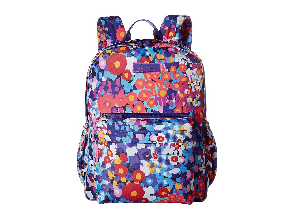 Vera Bradley - Lighten Up Grande Backpack (Impressionista) Backpack Bags