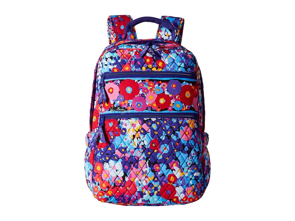 Vera Bradley - Tech Backpack (Impressionista) Backpack Bags