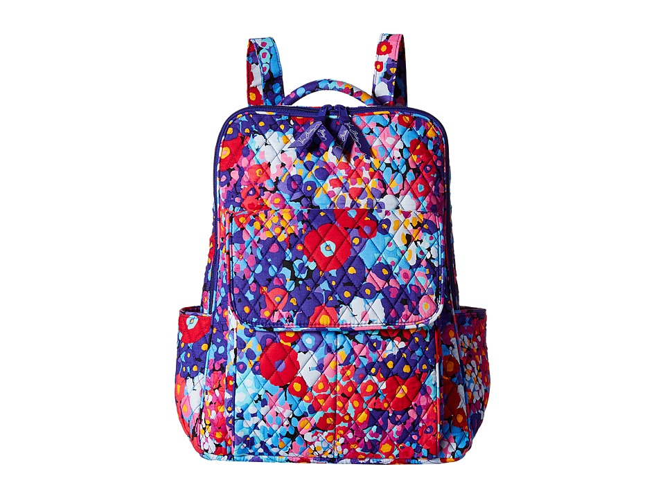 Vera Bradley - Ultimate Backpack (Impressionista) Backpack Bags