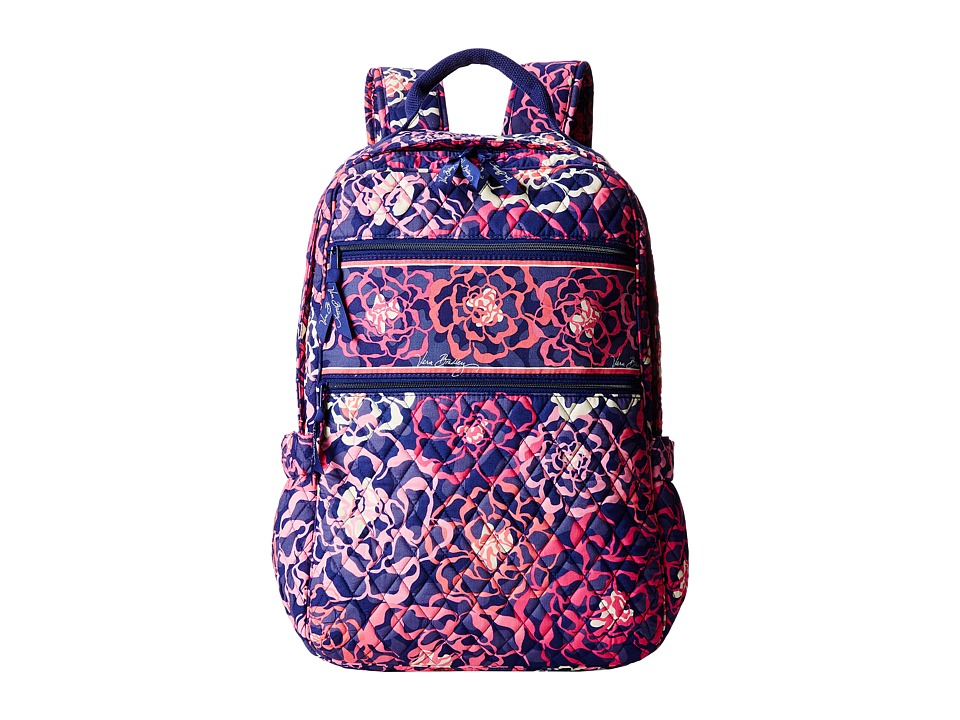 Vera Bradley - Tech Backpack (Katalina Pink) Backpack Bags