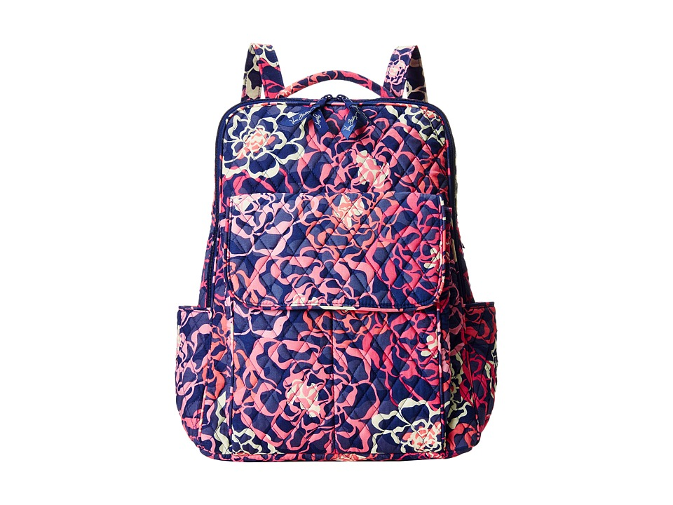 Vera Bradley - Ultimate Backpack (Katalina Pink) Backpack Bags