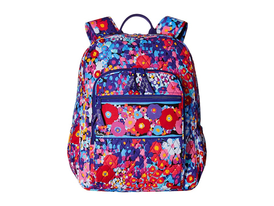 Vera Bradley - Campus Backpack (Impressionista) Backpack Bags
