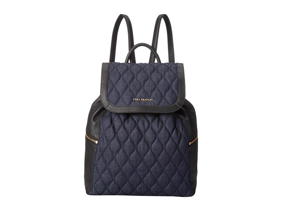 8d05d8736b UPC 886003316146 product image for Vera Bradley - Amy Backpack (Indigo Denim)  Backpack Bags ...