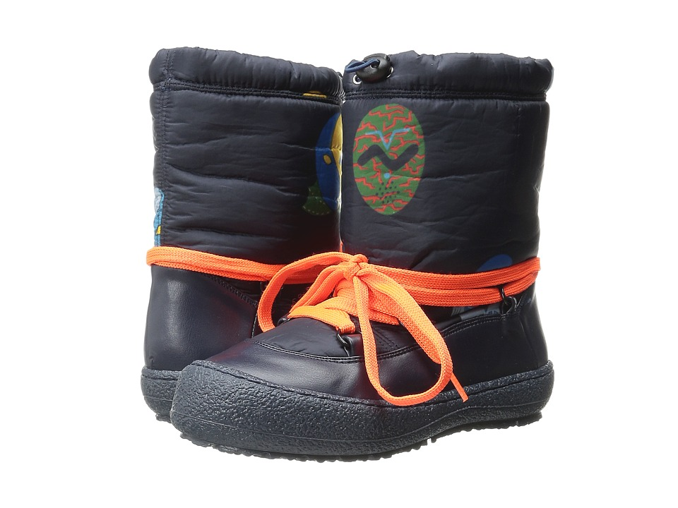 Stella McCartney Kids - Bommer Snow Boots (Little Kid/Big Kid) (Blue) Boys Shoes