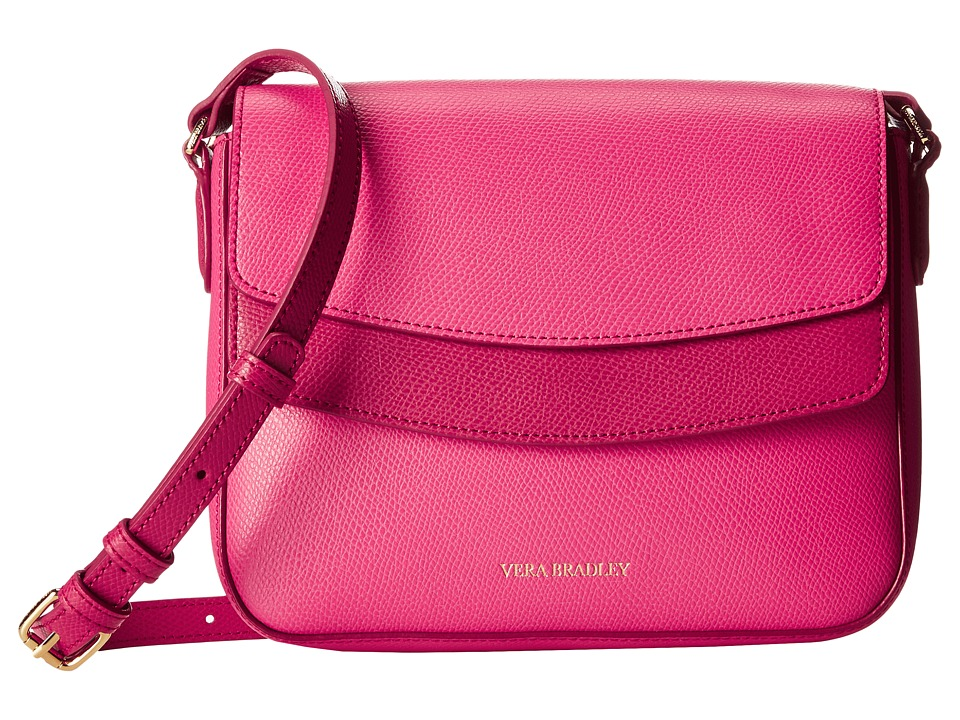 Vera Bradley - Twice As Nice Crossbody (Rouge) Cross Body Handbags
