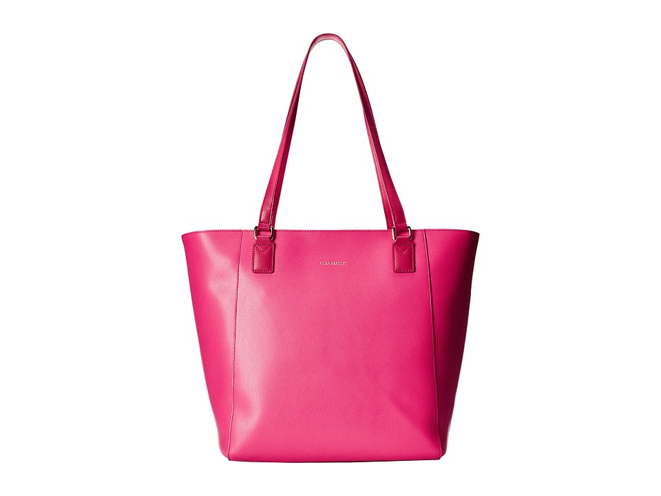 Vera Bradley - Ella Tote (Rouge) Tote Handbags