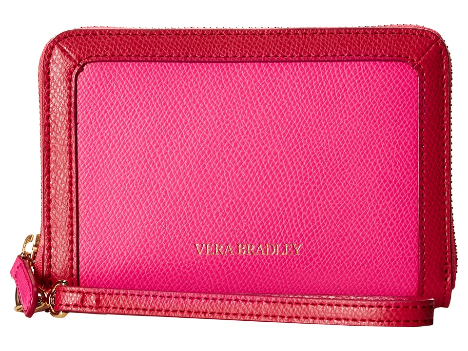 Vera Bradley - Grab Go Wristlet (Rouge) Wristlet Handbags