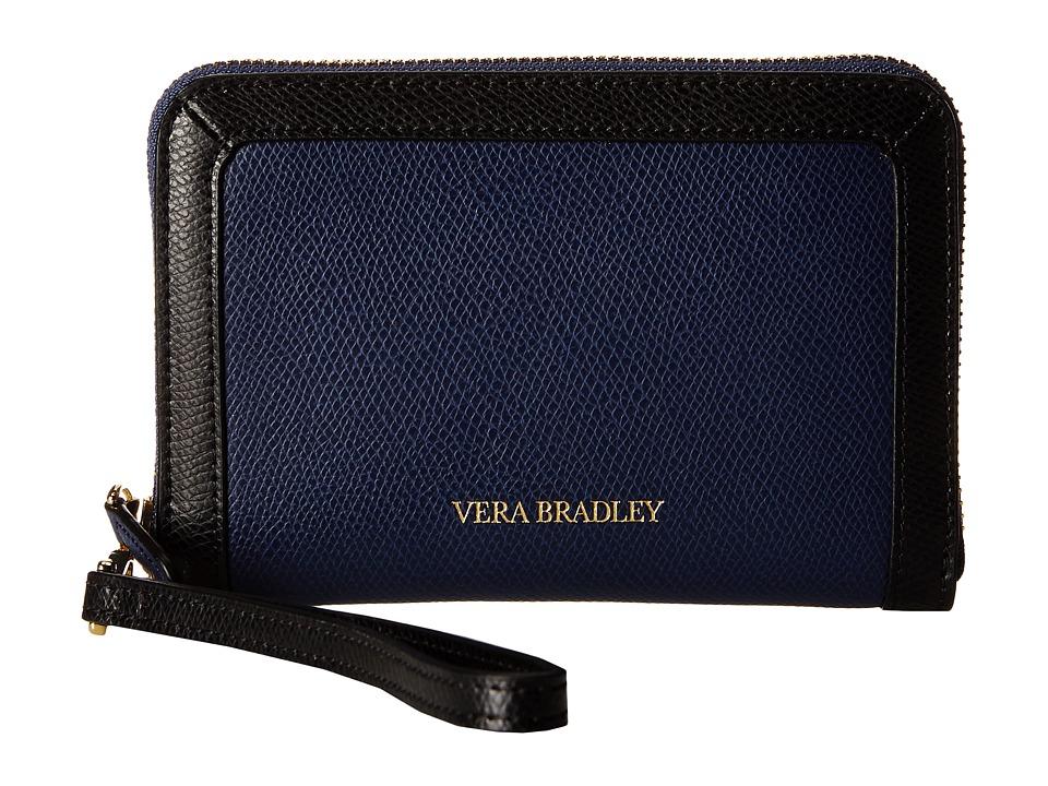 Vera Bradley - Grab Go Wristlet (Classic Navy) Wristlet Handbags