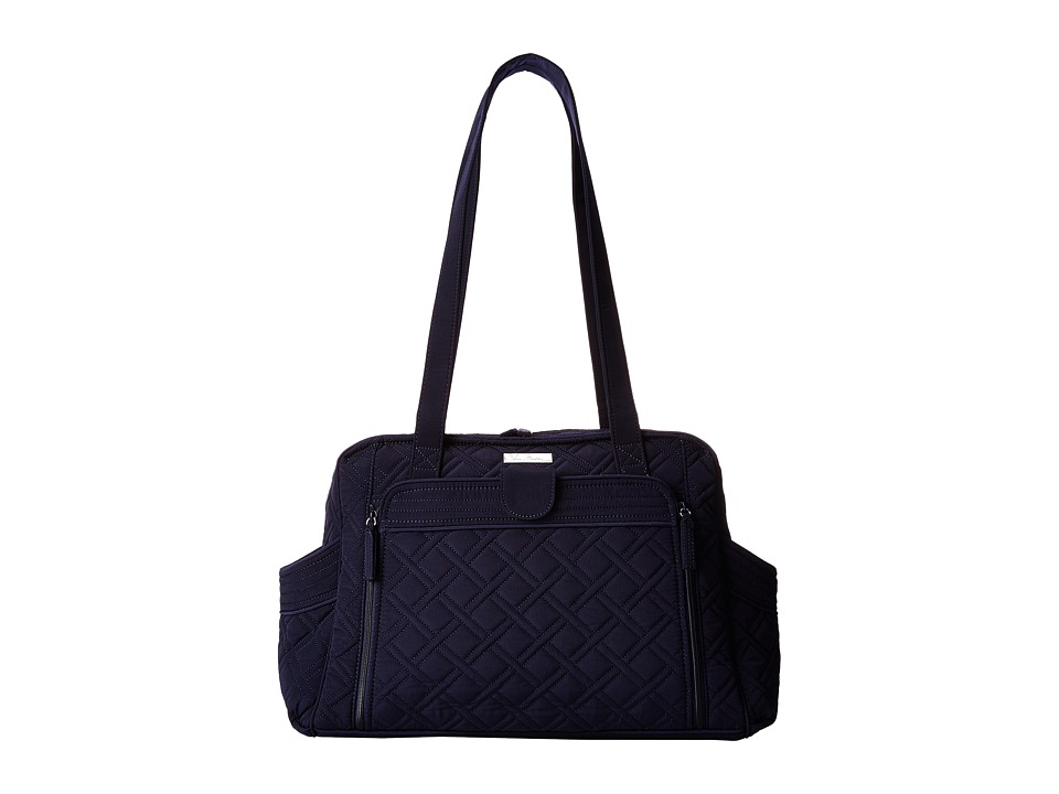 Vera Bradley - Stroll Around Baby Bag (Classic Navy) Diaper Bags