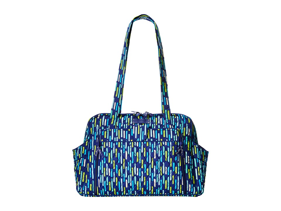 Vera Bradley - Stroll Around Baby Bag (Katalina Showers) Diaper Bags