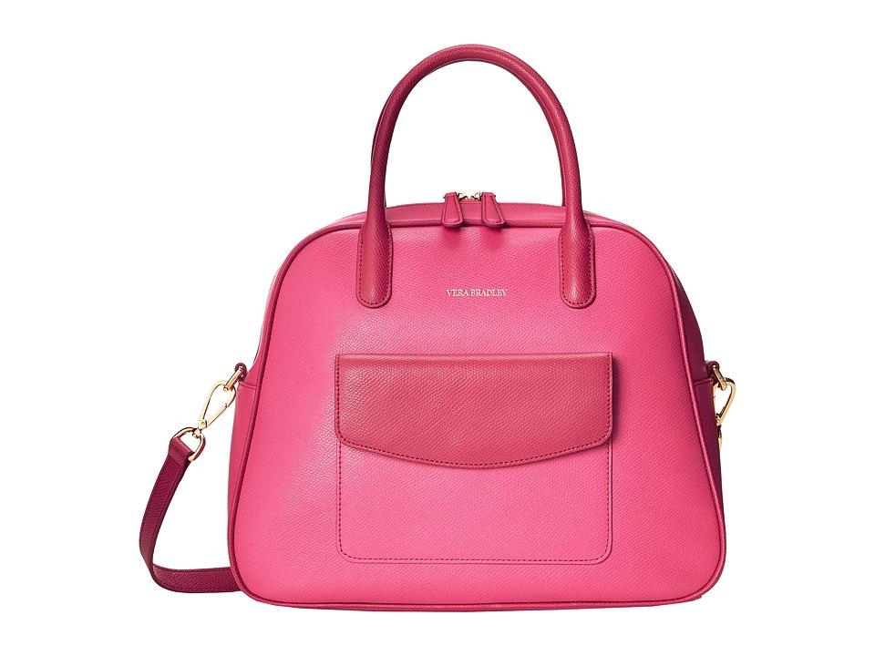Vera Bradley - Bowled Over Bag (Rouge) Bags
