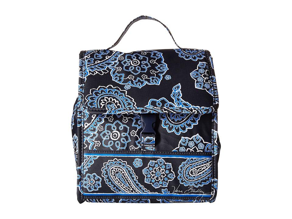 Vera Bradley - Lunch Sack (Blue Bandana) Bags