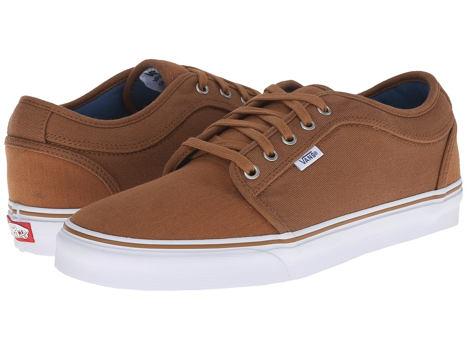 Vans - Chukka Low (Tan Material Mash) Men