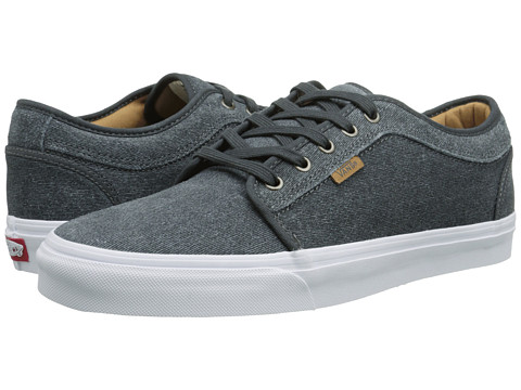 Vans - Chukka Low (Dark Shadow Textured Suede) Men