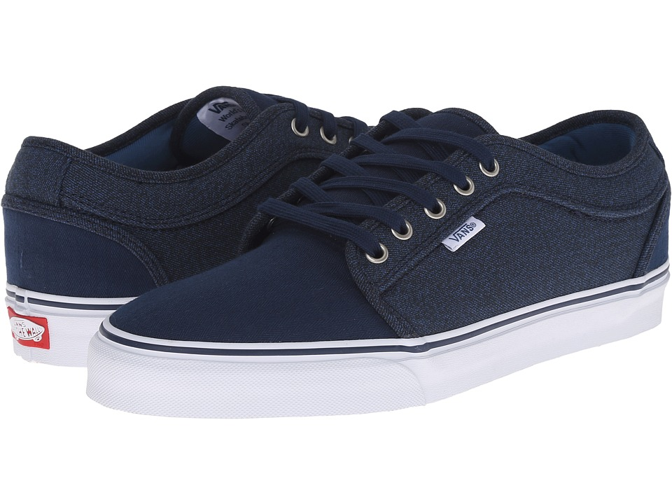 Vans - Chukka Low (Navy Material Mash) Men