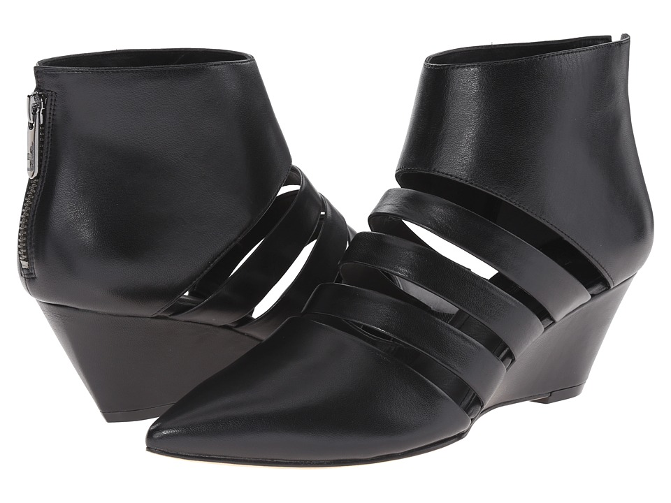 Belle by Sigerson Morrison - Wilma (Black Leather) Women
