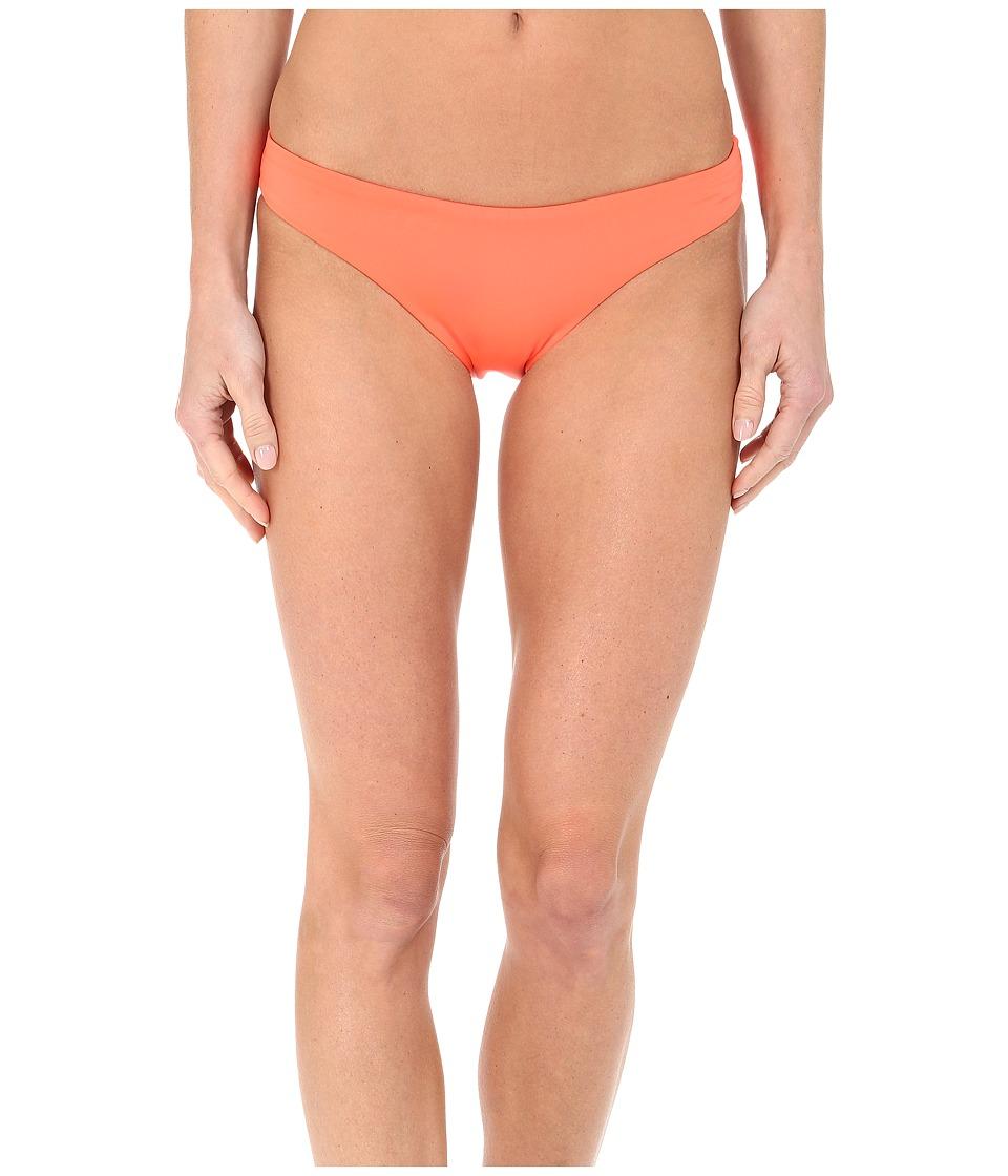 Seafolly - Mini Hipster Bottom (Nectarine) Women's Swimwear
