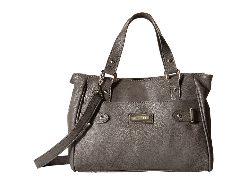 Rosetti - Darcy Satchel (Smoke) Satchel Handbags