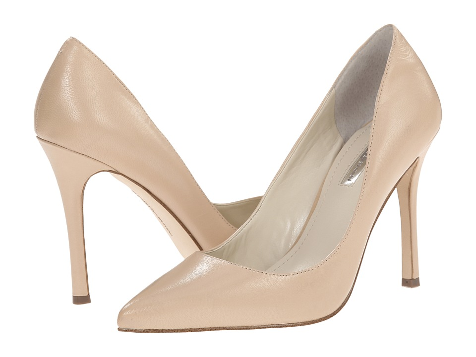 BCBGeneration - Treasure (Warm Sand Clear Kid) High Heels