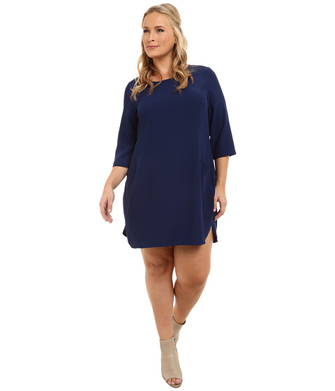 BB Dakota - Plus Size Nhi (Navy) Women