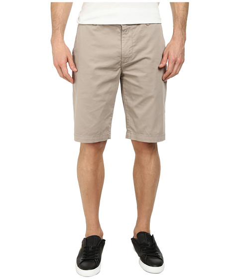 AG Adriano Goldschmied - The Griffin Relaxed Shorts in Dune Dust (Dune Dust) Men