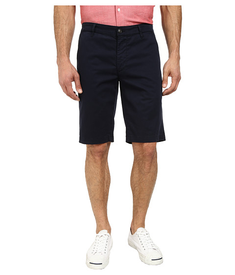 AG Adriano Goldschmied - The Griffin Relaxed Shorts in Night Eclipse (Night Eclipse) Men