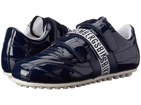 Bikkembergs - Soccer (Patent Blue) Women