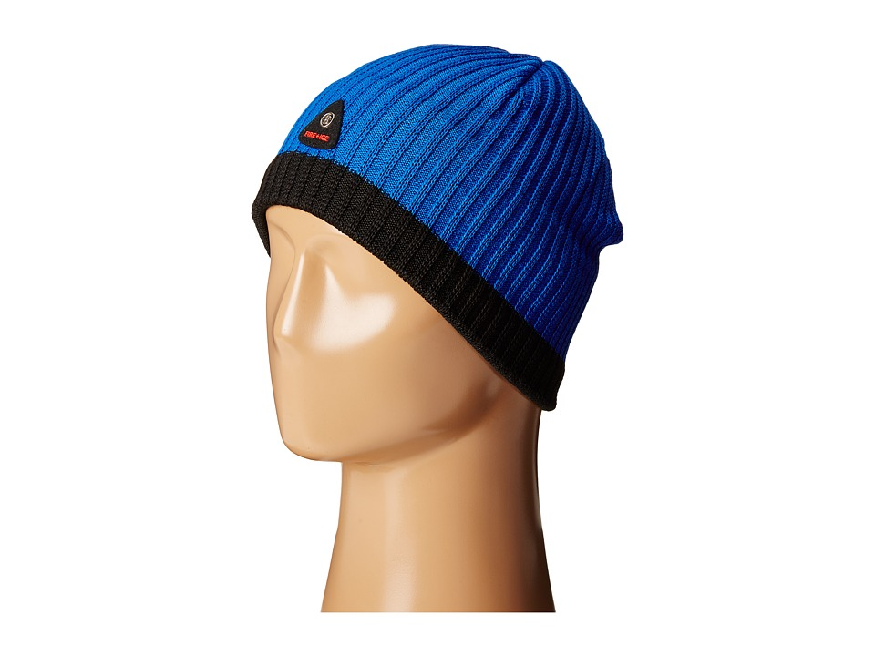 Bogner Fire + Ice - Helm (Grey/Arctic Blue) Beanies