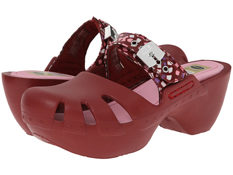 Dr. Scholl's - Dance (Red Mosaic) Women's Shoes