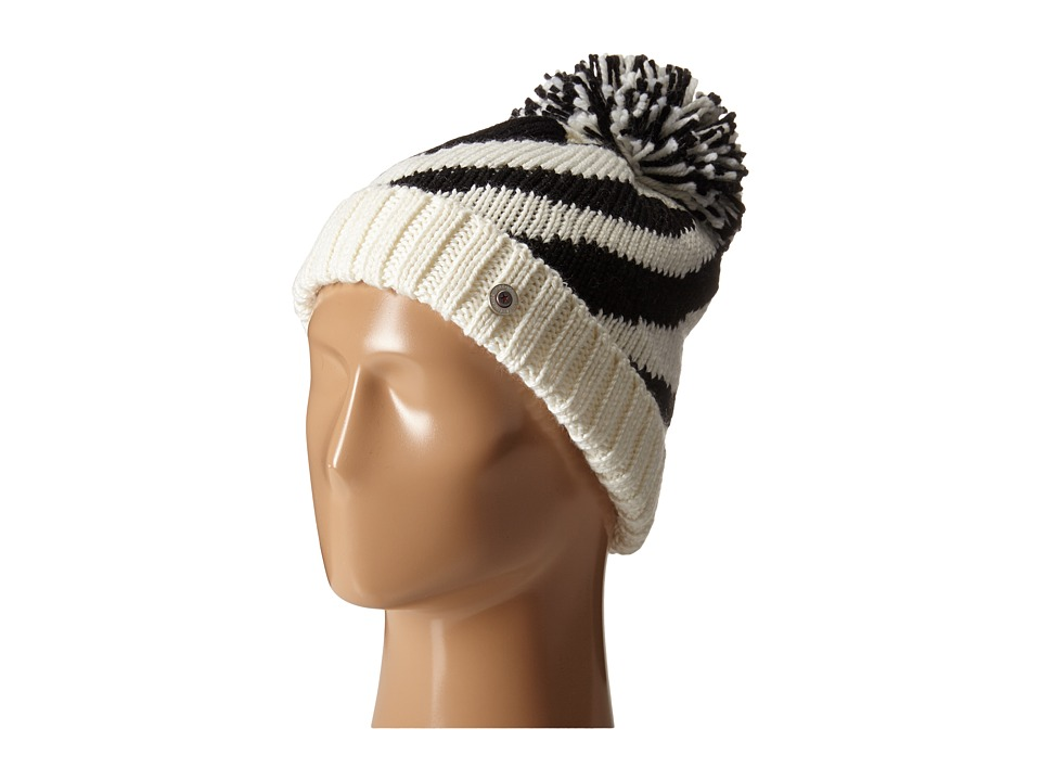 Bogner Fire + Ice - Gia (White/Black) Beanies
