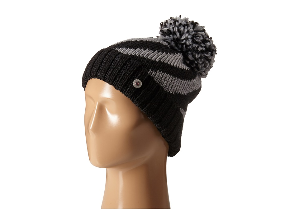 Bogner Fire + Ice - Gia (Black/Grey) Beanies