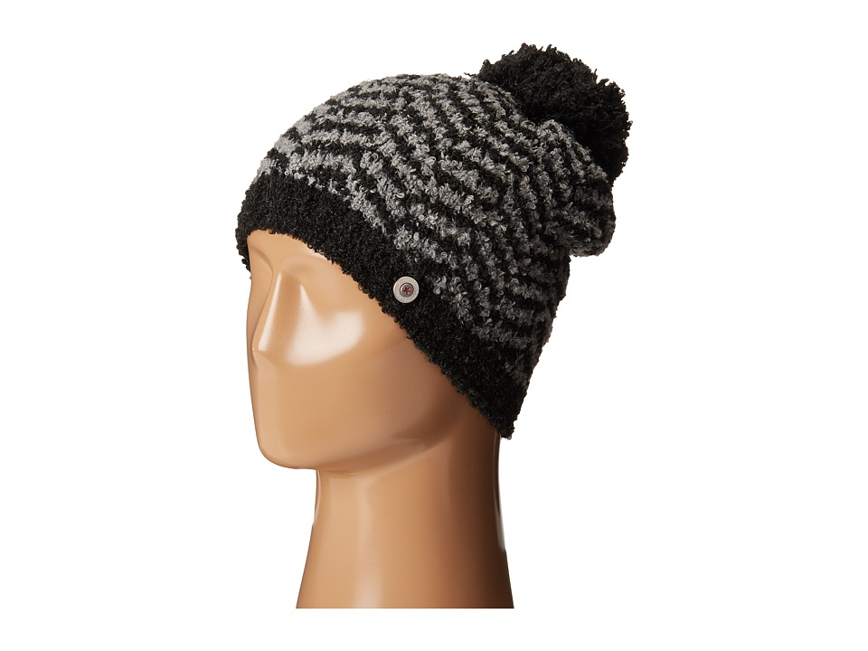 Bogner Fire + Ice - Raja (Grey/Black) Beanies