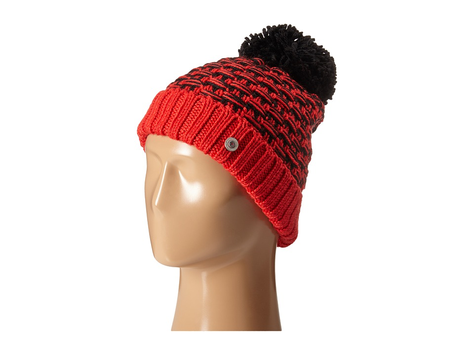 Bogner Fire + Ice - Gia (Fire Red) Beanies
